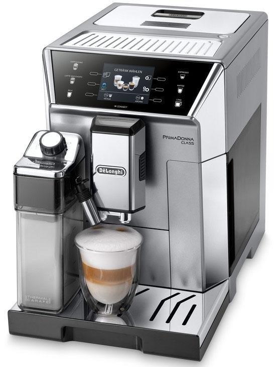 Delonghi De'Longhi volautomatisch koffiezetapparaat PrimaDonna Class ECAM 556.75.MS, 2 liter, kegelmaalwerk bestellen: 14 dagen bedenktijd