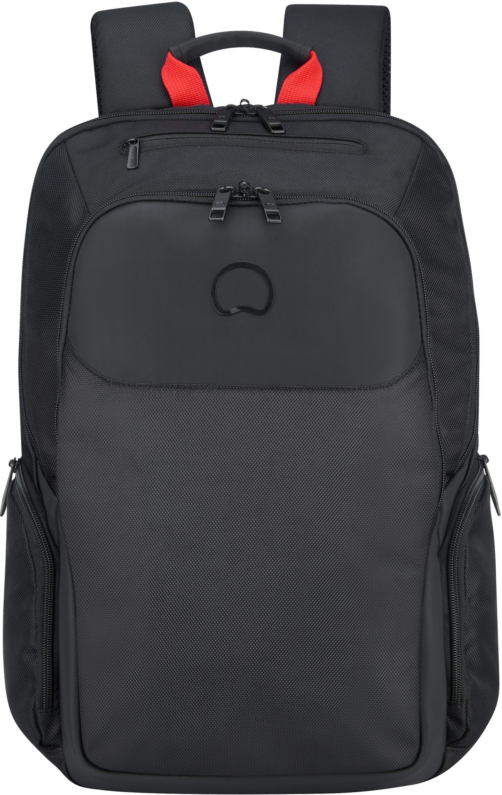 Delsey rugzak met 15,6 inch laptopvak, »Parvis Plus« in de webshop van OTTO kopen