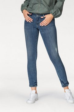 miss sixty skinny fit jeans »my magic cropped« blauw