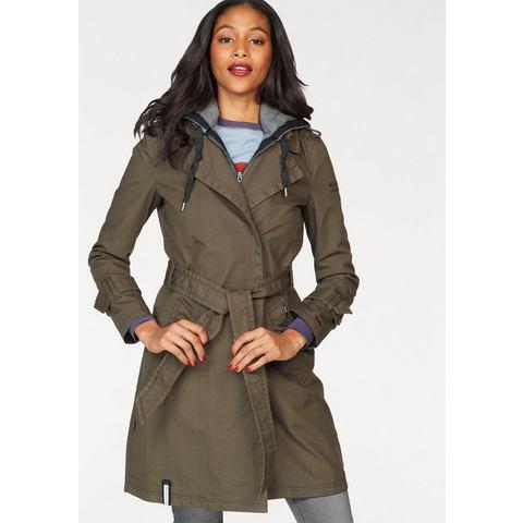 NU 15% KORTING: khujo coat Aldona