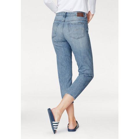 3301 cropped boyfriend jeans