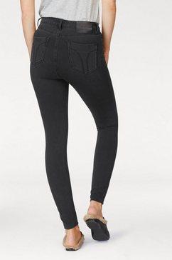 miss sixty skinny fit jeans »soul to soul« grijs