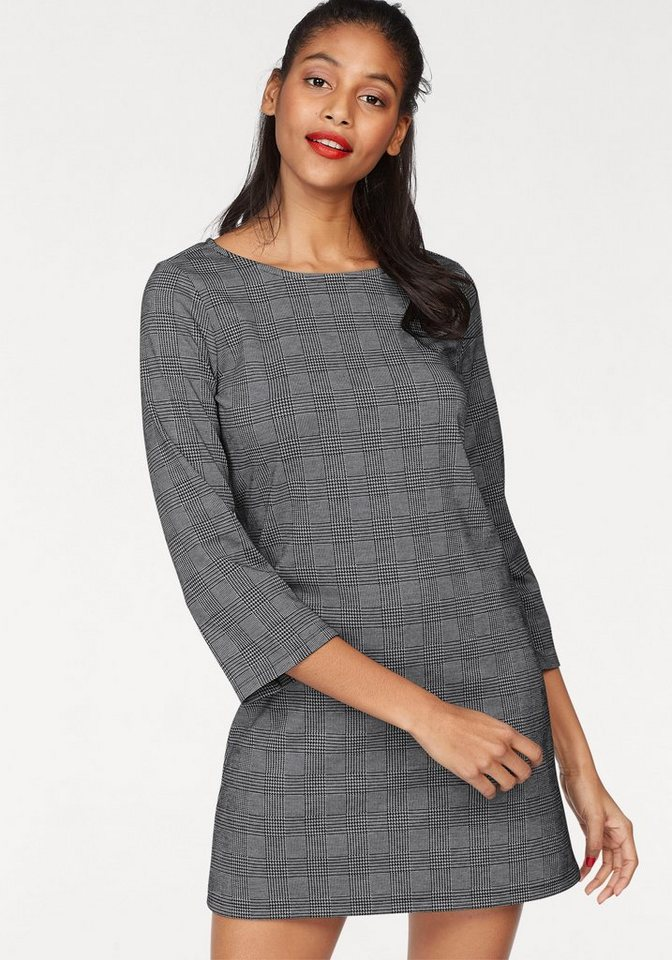 AJC mini-jurk grijs