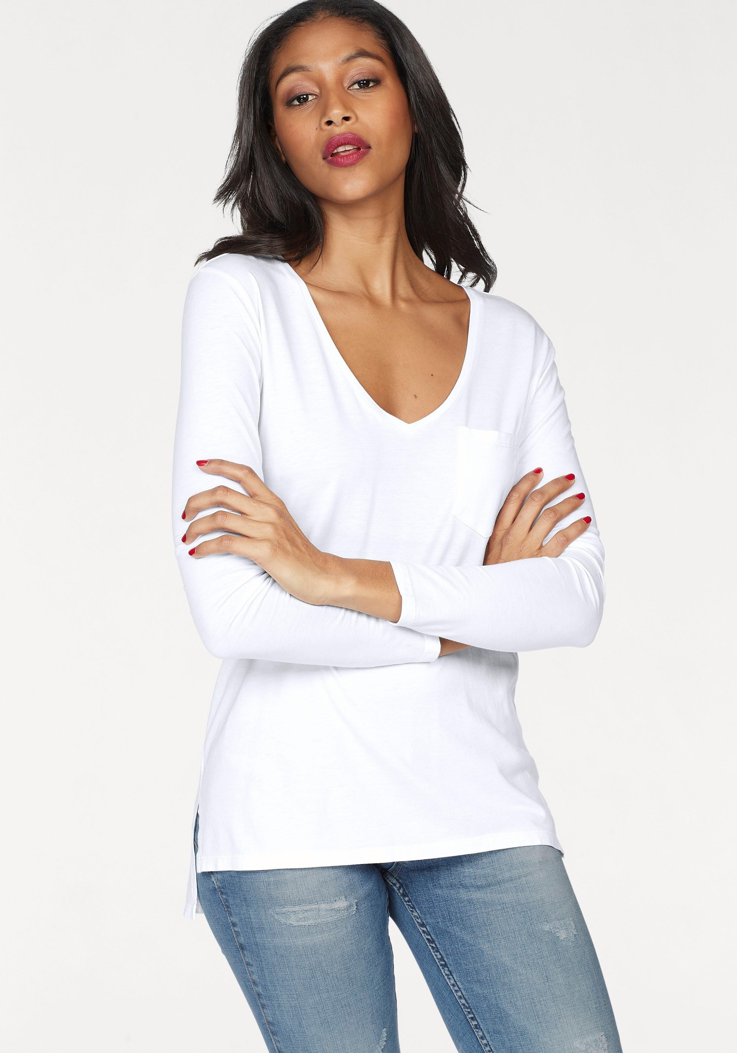 Op zoek naar een G-star Raw G-Star shirt met V-hals »RC Ovvella Straight Deep V T«? Koop online bij OTTO