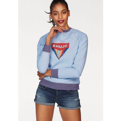 NU 15% KORTING: khujo sweatshirt Darinka