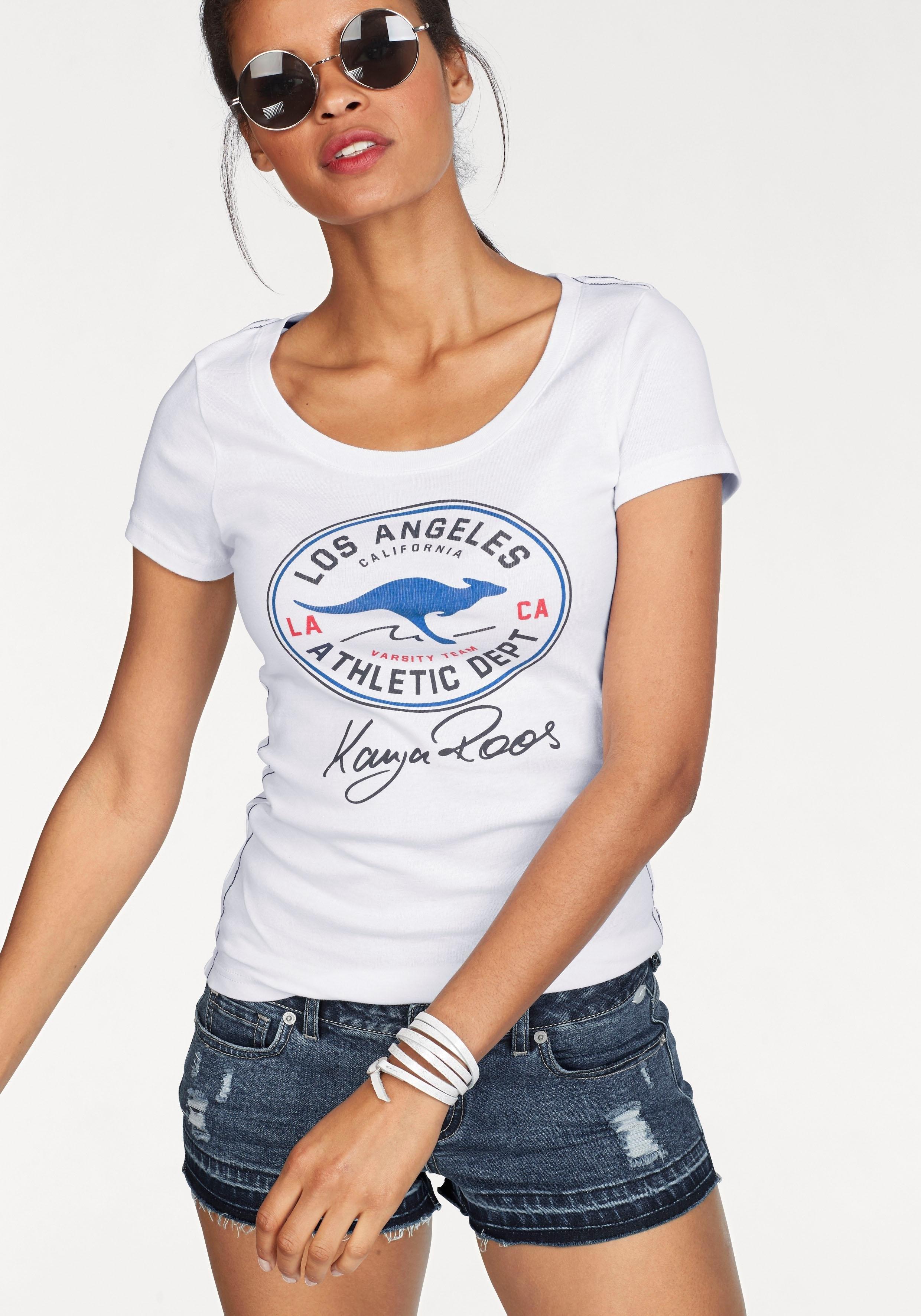 KangaROOS T-shirt bestellen: 30 dagen bedenktijd