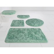 badmat »merida«, my home, hoogte 32 mm, met antislip-coating, geschikt voor vloerverwarming groen