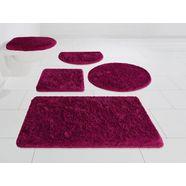 badmat »merida«, my home, hoogte 32 mm, met antislip-coating, geschikt voor vloerverwarming roze