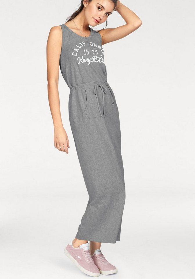 KangaROOS maxi-jurk grijs