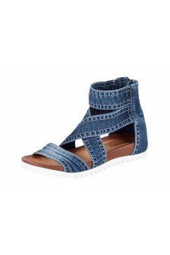sandaaltjes blauw