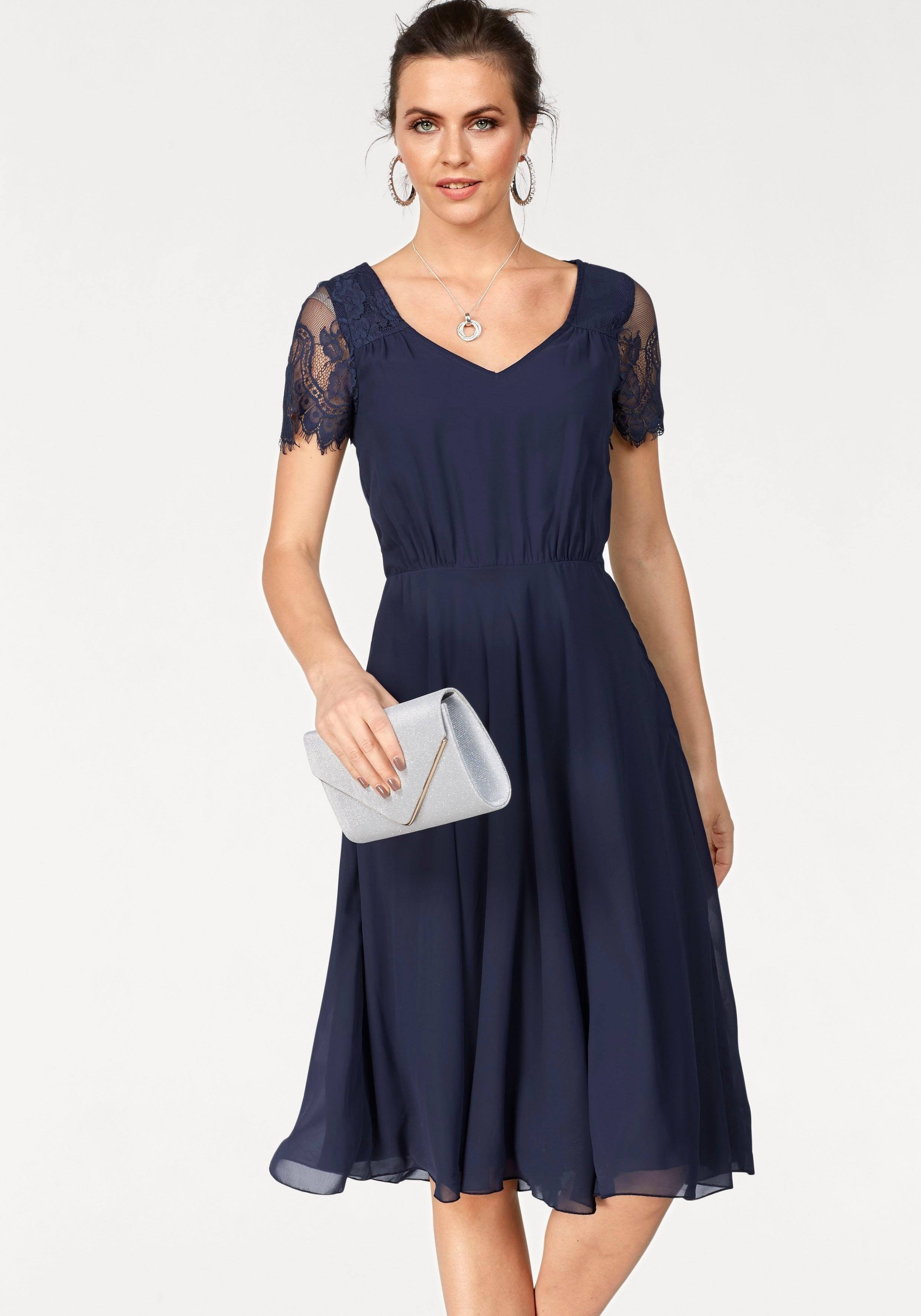 Beroemd Laura Scott kanten jurk in de online winkel | OTTO &RR63