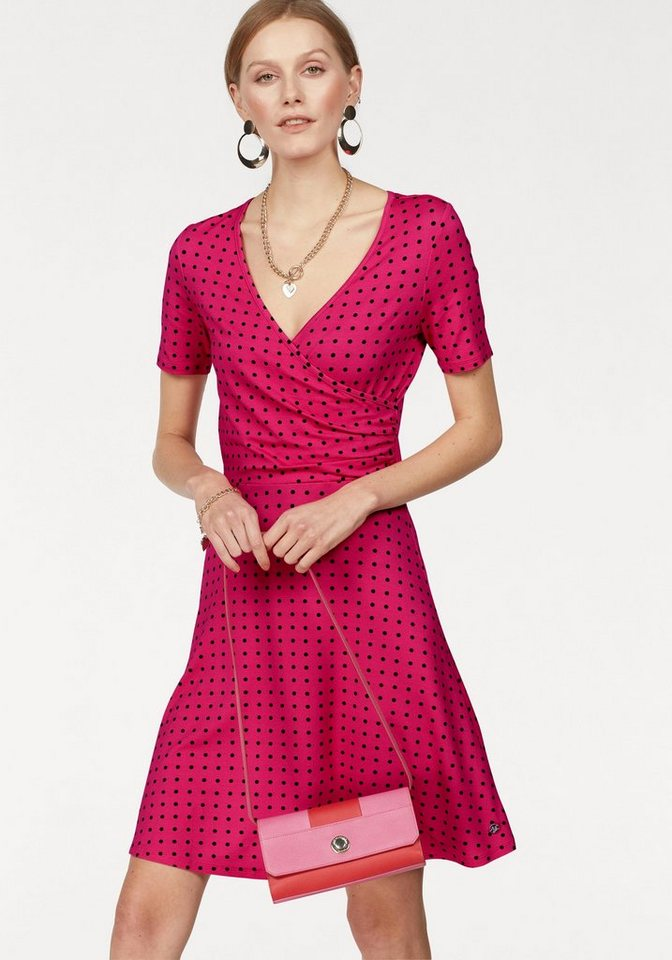 Bruno Banani A-lijn jurk roze