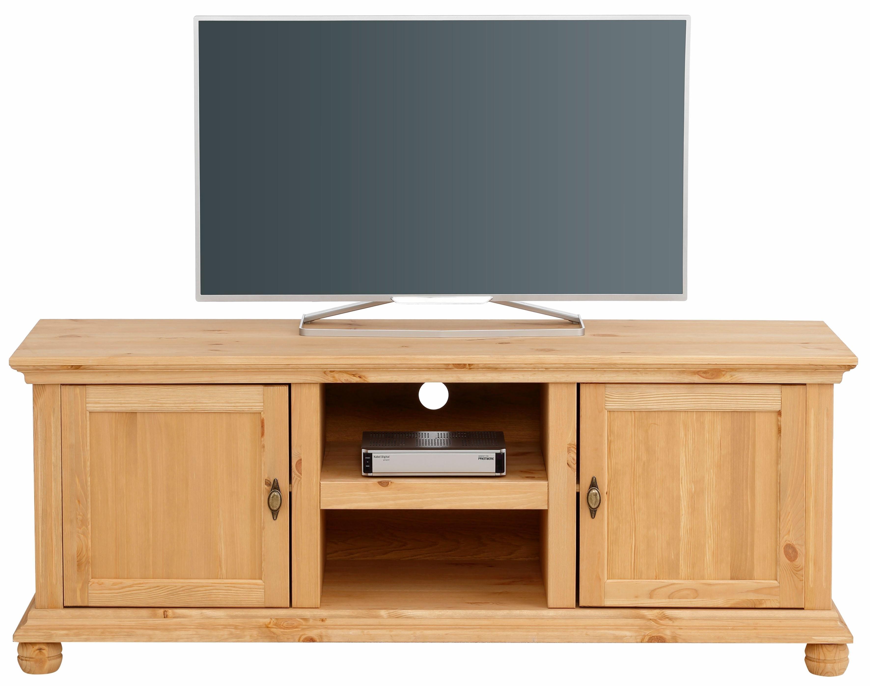 Home Affaire tv-meubel »Irena«, massief hout, in 2 verschillende kleuren en 2 verschillende afm. bij OTTO online kopen