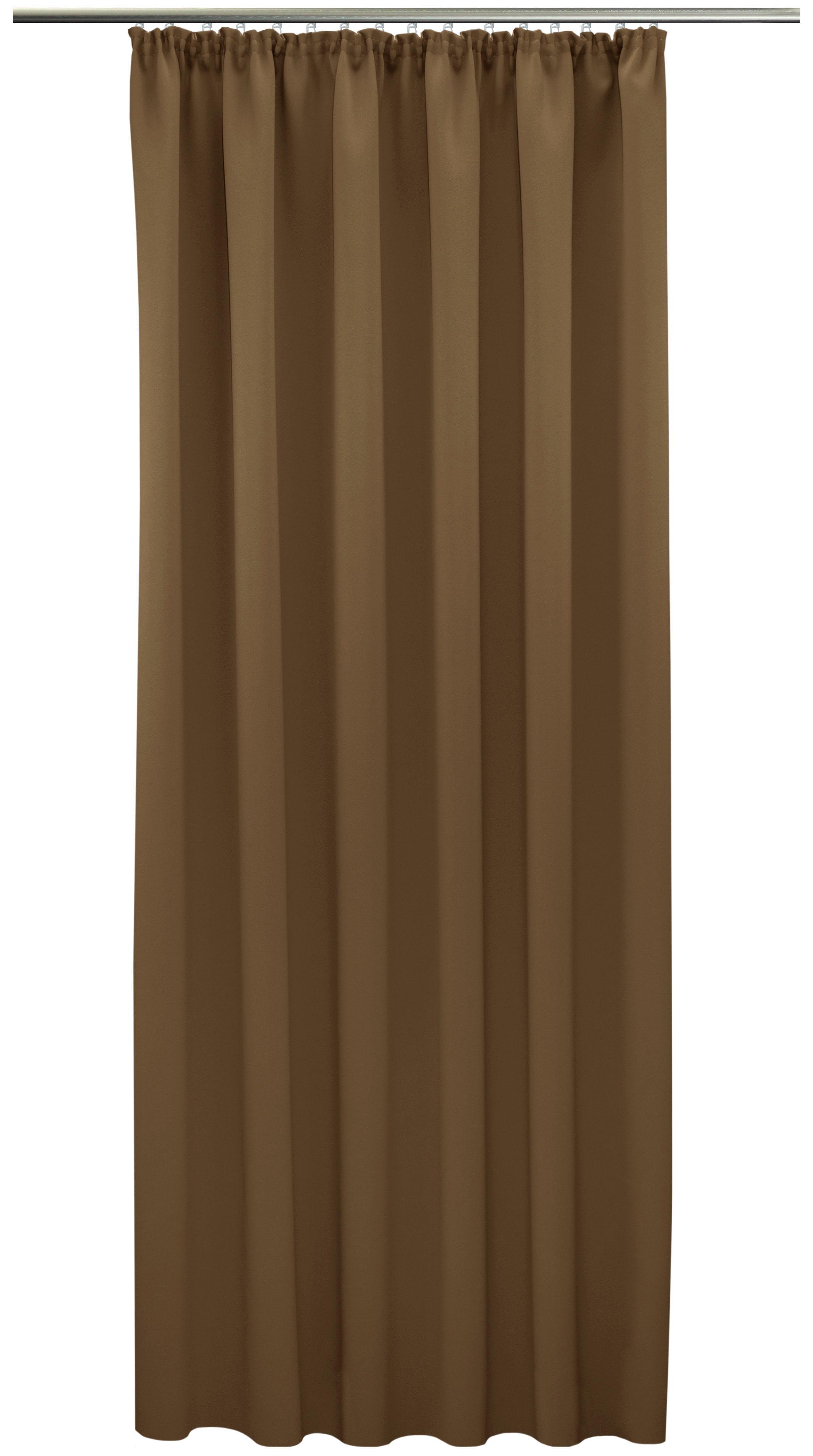 Vhg Gordijn, »Leon«, rimpelband, per stuk veilig op otto.nl kopen