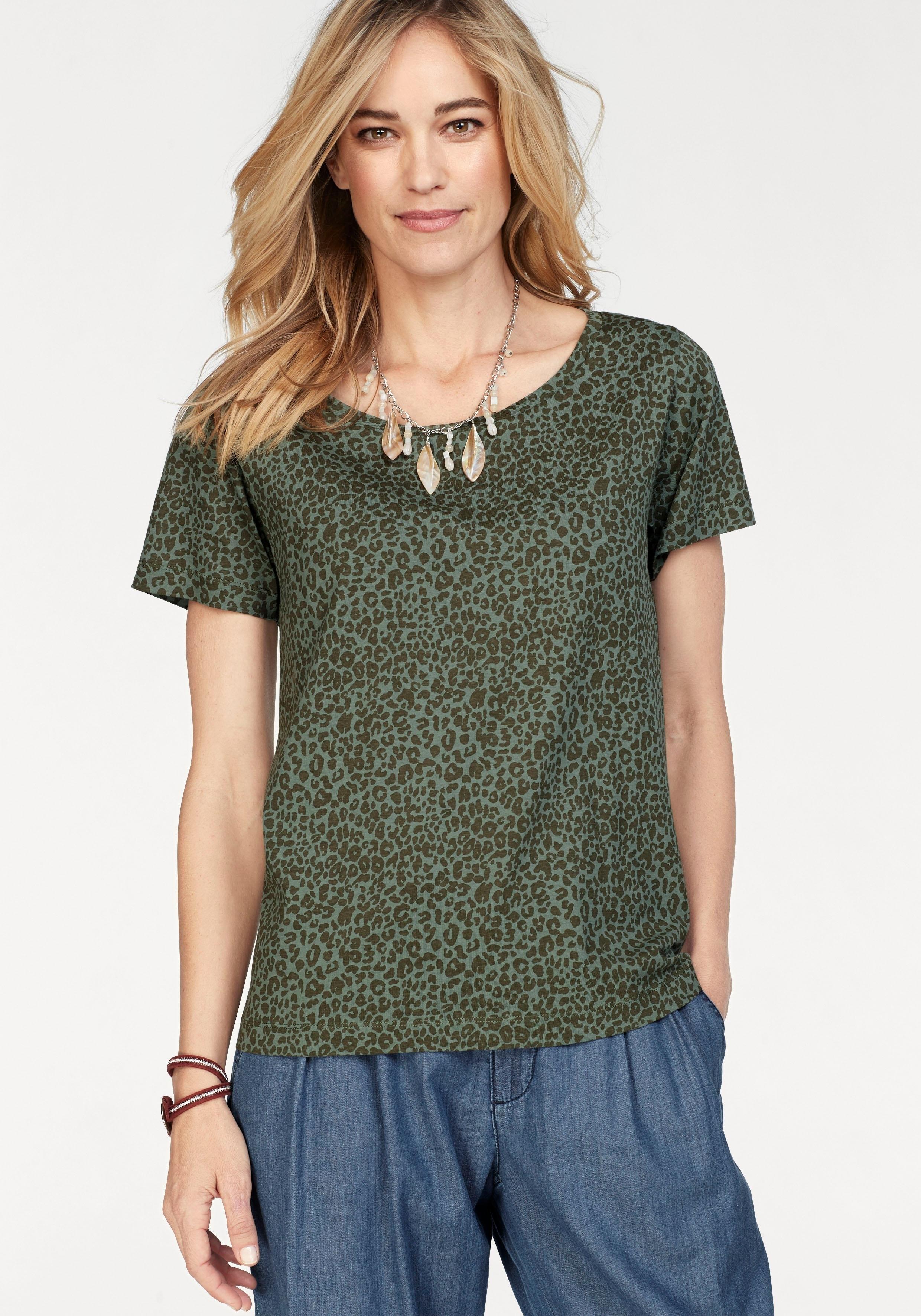 STOOKER WOMEN shirt met print nu online bestellen