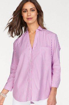 clarina lange blouse roze