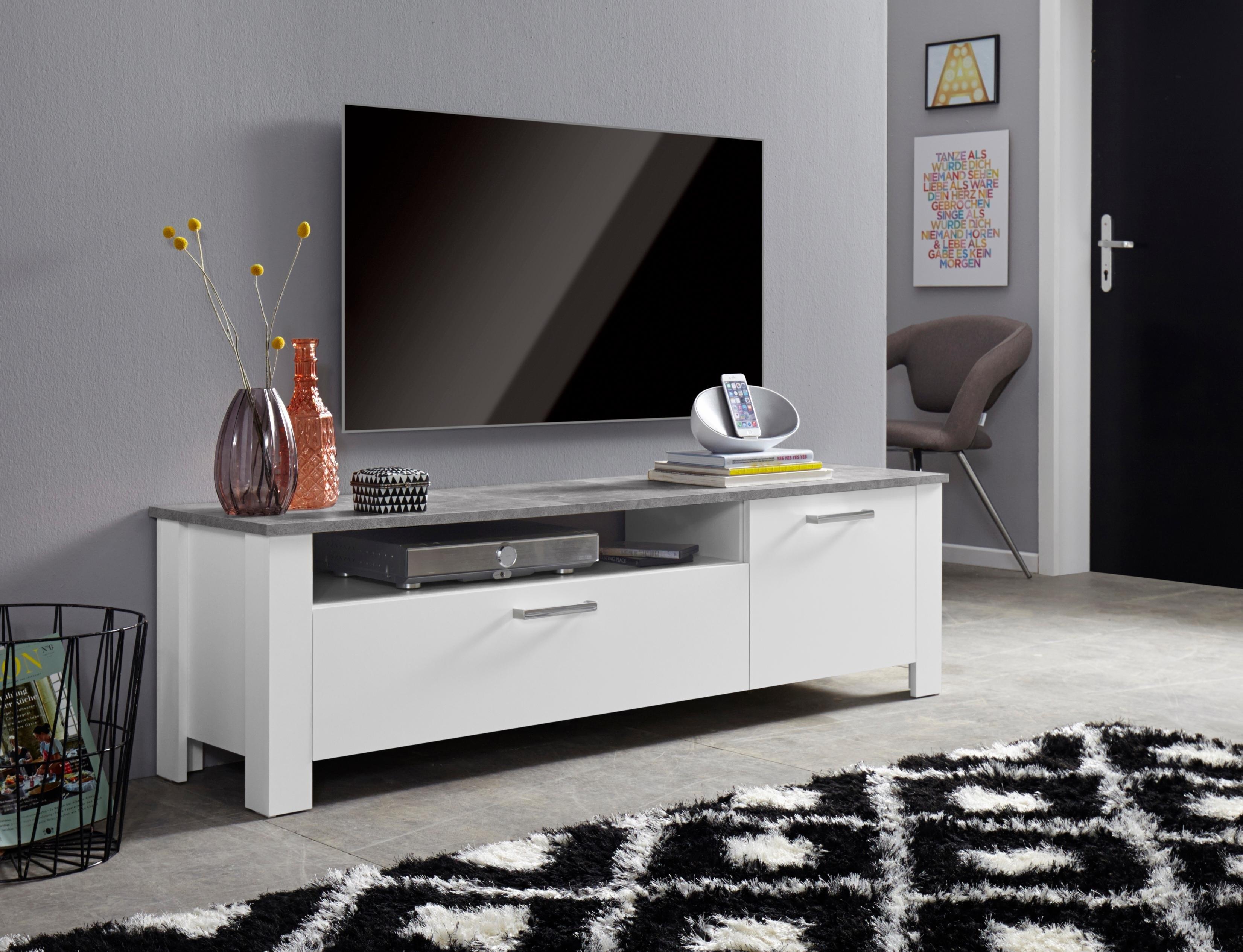 Homexperts tv-meubel Zabona Breedte 165 cm bij OTTO online kopen