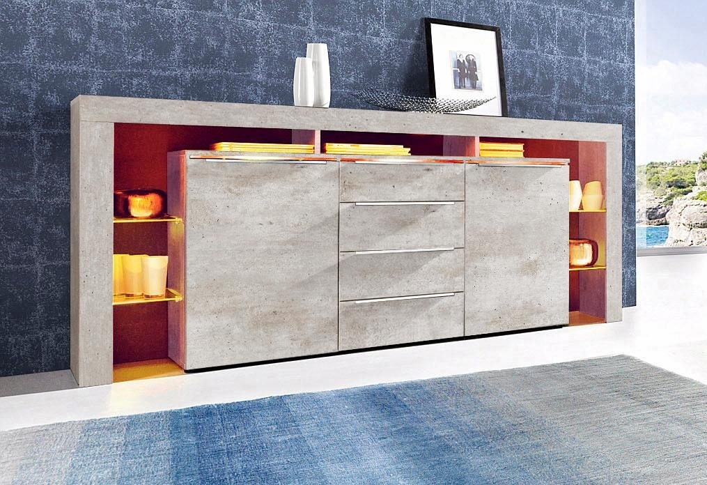 Places Of Style Sideboard breedte 192 cm nu online bestellen