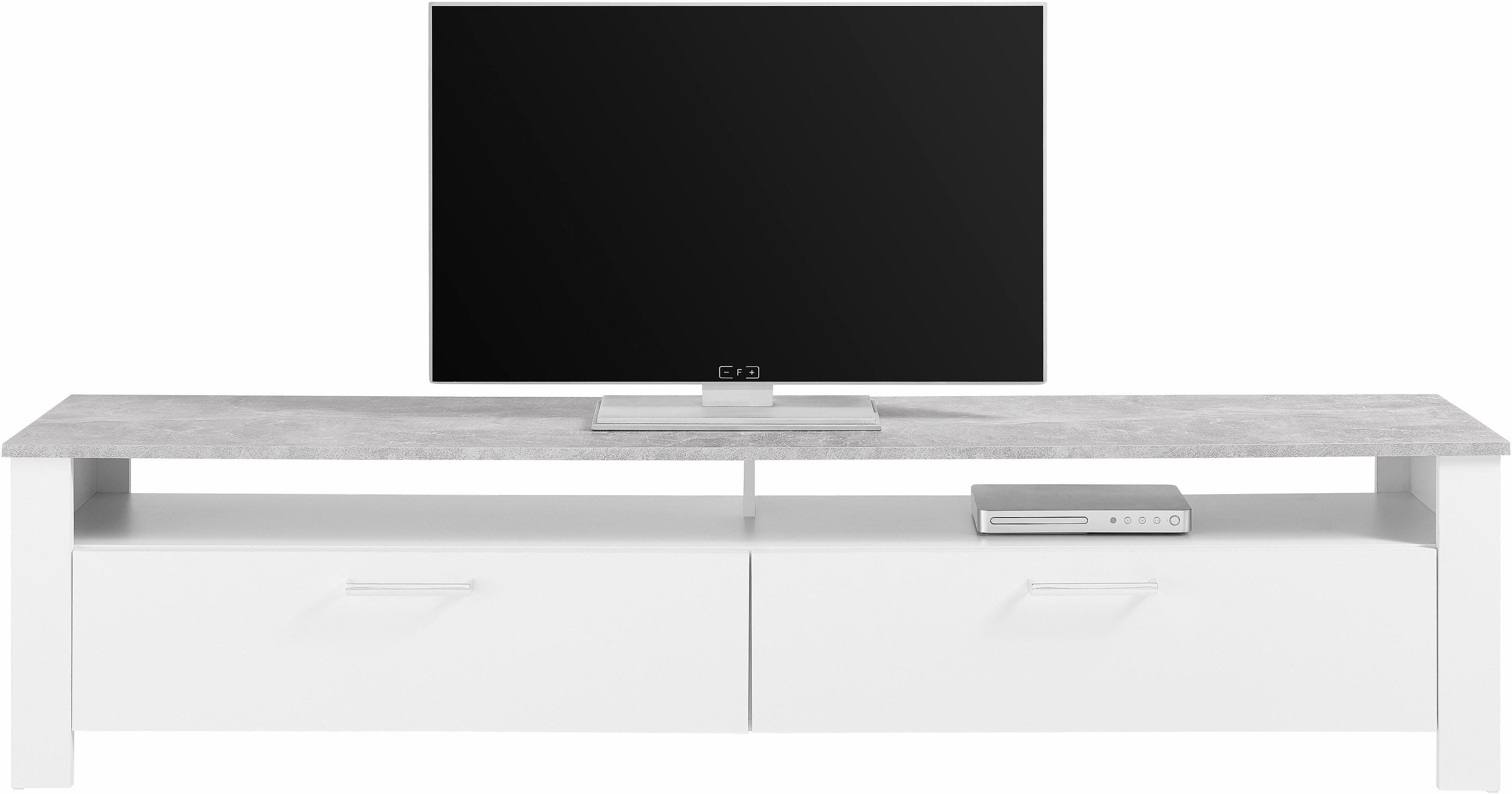 Computer En Tv Meubel.Homexperts Zabona Tv Meubel Breedte 200 Cm Online Shop Otto