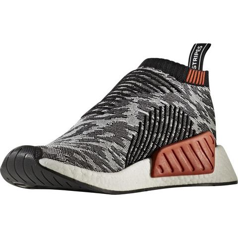 Adidas NMD herensneaker zwart en grijs
