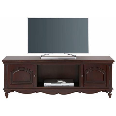 Home affaire tv-meubel Katarina, met gebogen plint, breedte 159 cm