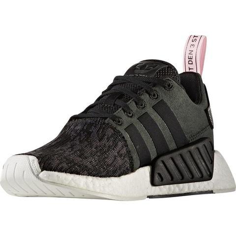 Adidas NMD damessneaker zwart