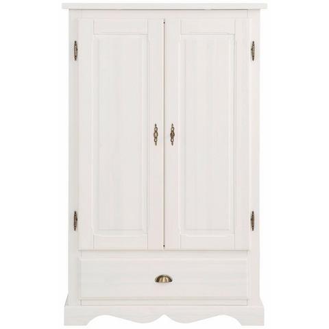 Home affaire linnenkast Teo, 2-deurs, met 1 lade en 2 losse planken, breedte 95 cm