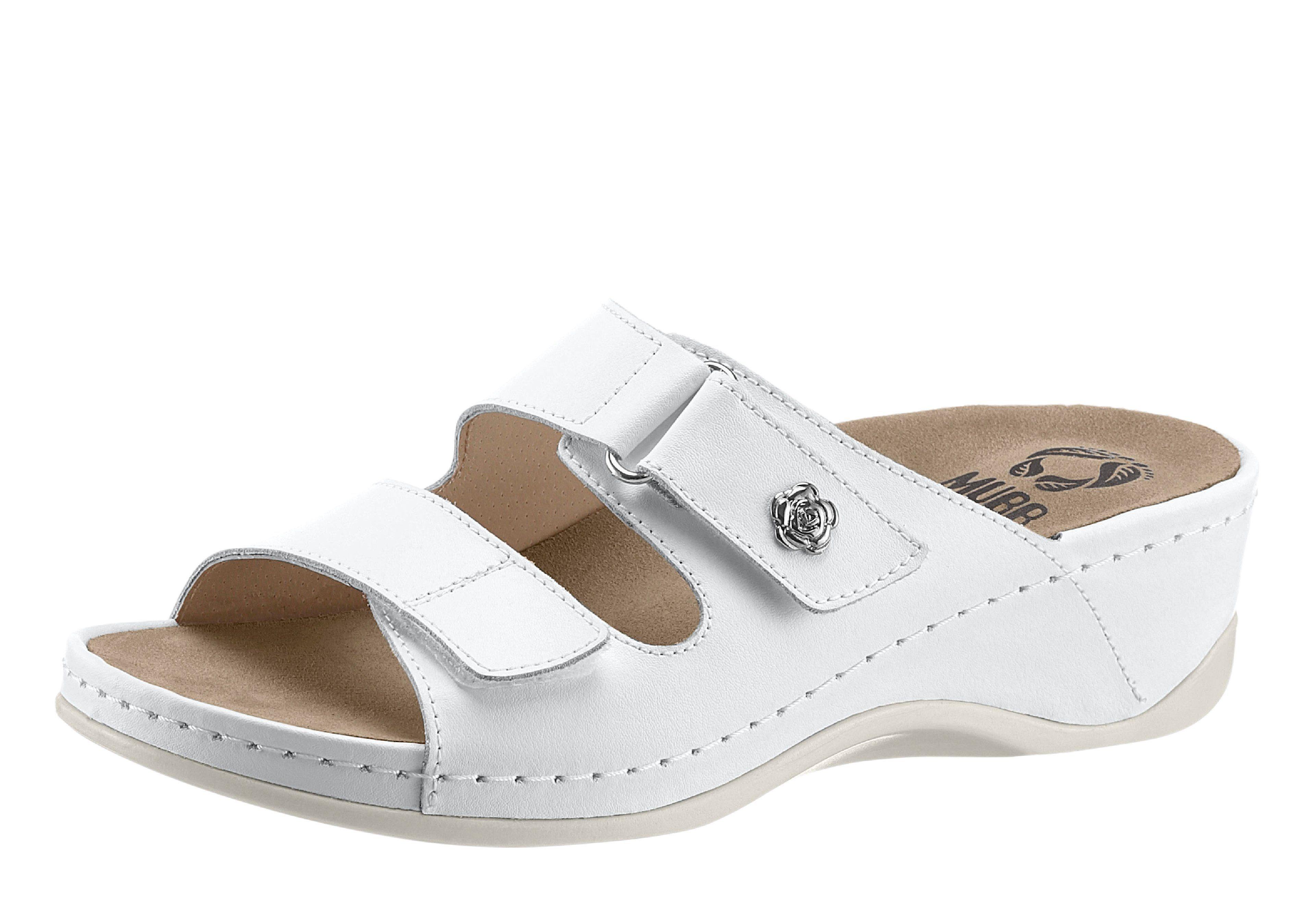 Slippers met een uitneembaar voetbed