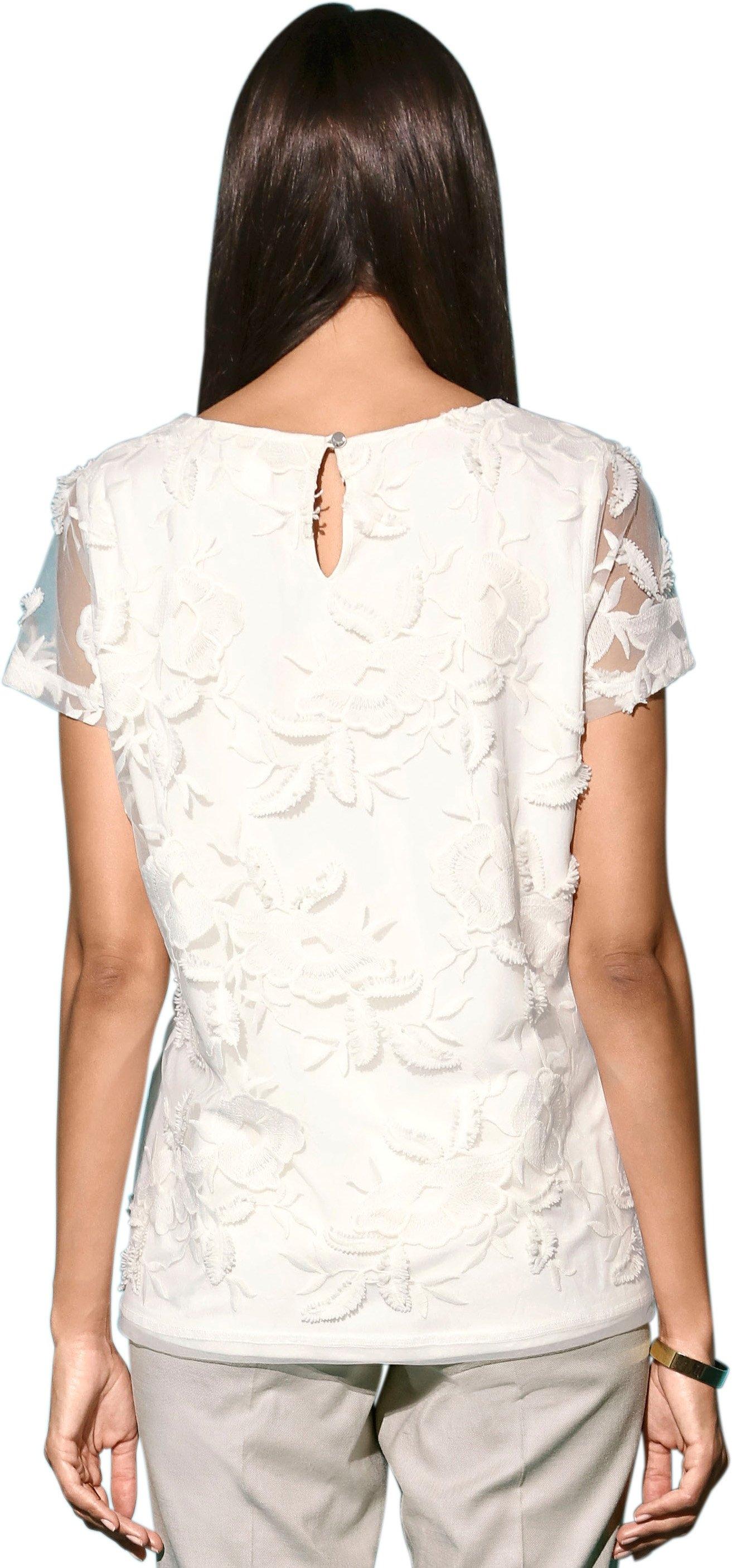 Bestellen Nu L Kant Création Shirt Met look Online Luxueuze CxoedB