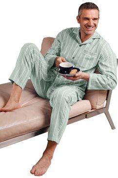 comte pyjama groen