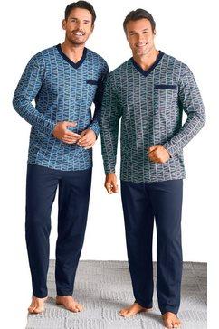 waeschepur pyjama (set van 2) multicolor