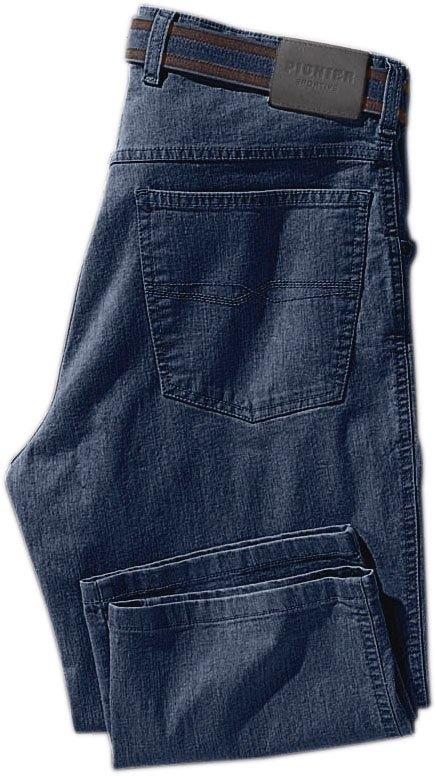 Pionier jeans met comfortband nu online kopen bij OTTO
