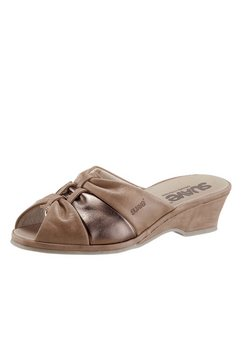 suave slippers met een tr-antislipzool