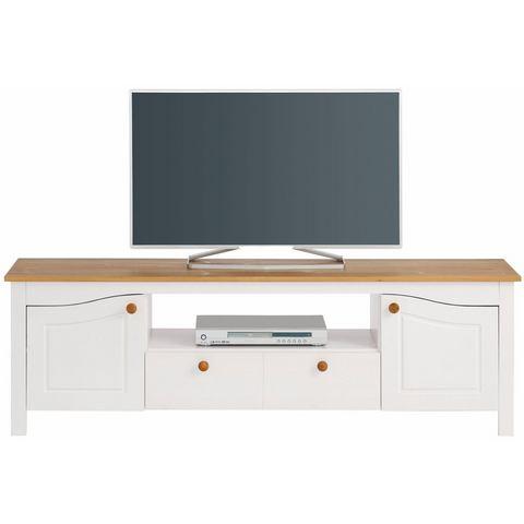 Home affaire tv-meubel Rialto, met decoratief freeswerk, breedte 167 cm