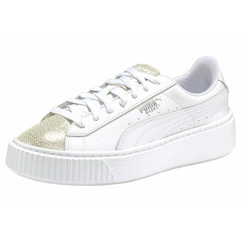 PUMA sneakers Basket Platform Glitzer