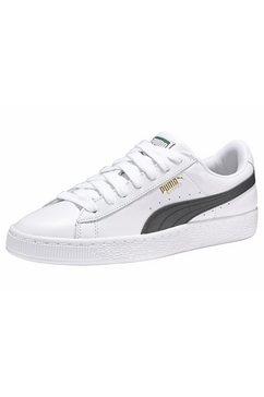 puma sneakers »basket classic lfs« wit