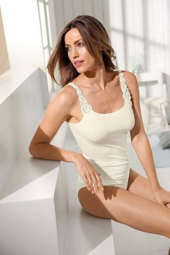 comazo lingeriehemd (set van 2) wit