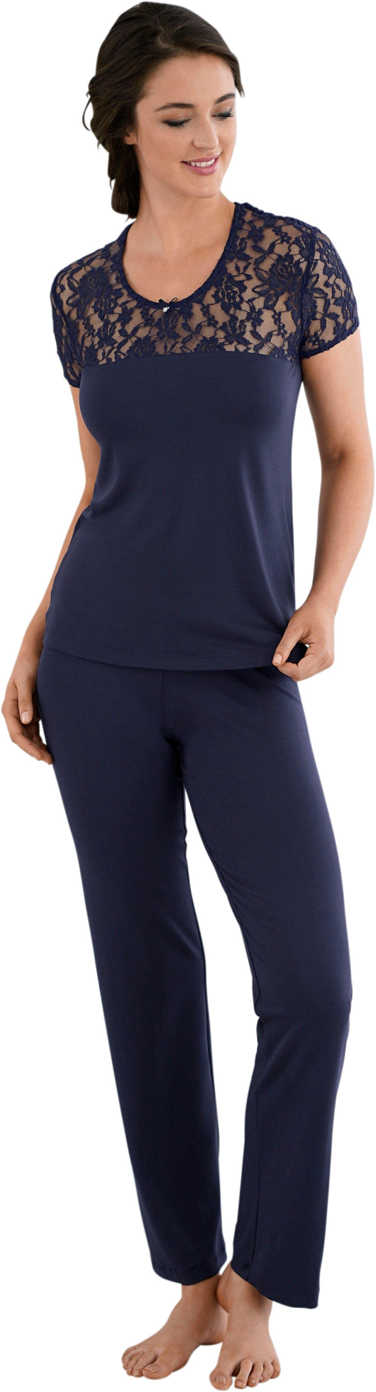 Südtrikot pyjama nu online kopen bij OTTO