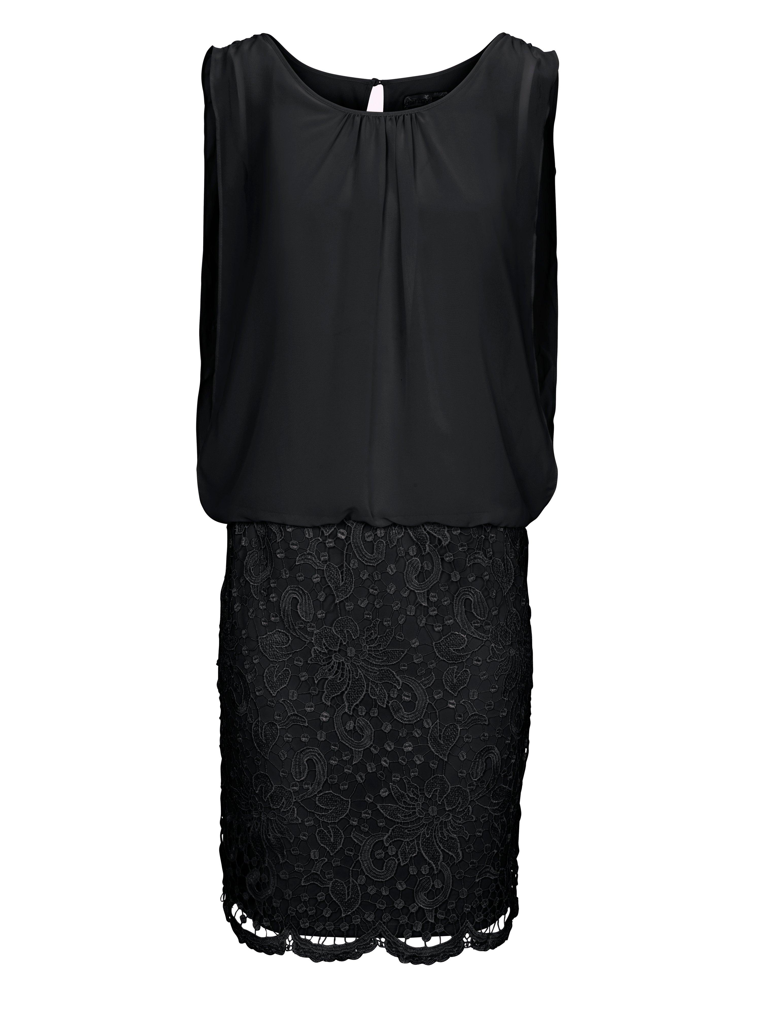 PATRIZIA DINI by Heine Kanten jurk nu online kopen bij OTTO
