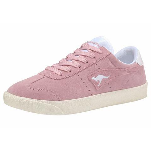 Kangaroos damessneaker roze