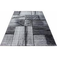 ayyildiz teppiche vloerkleed parma 9260 woonkamer zwart