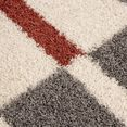 ayyildiz teppiche hoogpolige loper gala shaggy 2505 80cm x 250cm (bxl) bruin