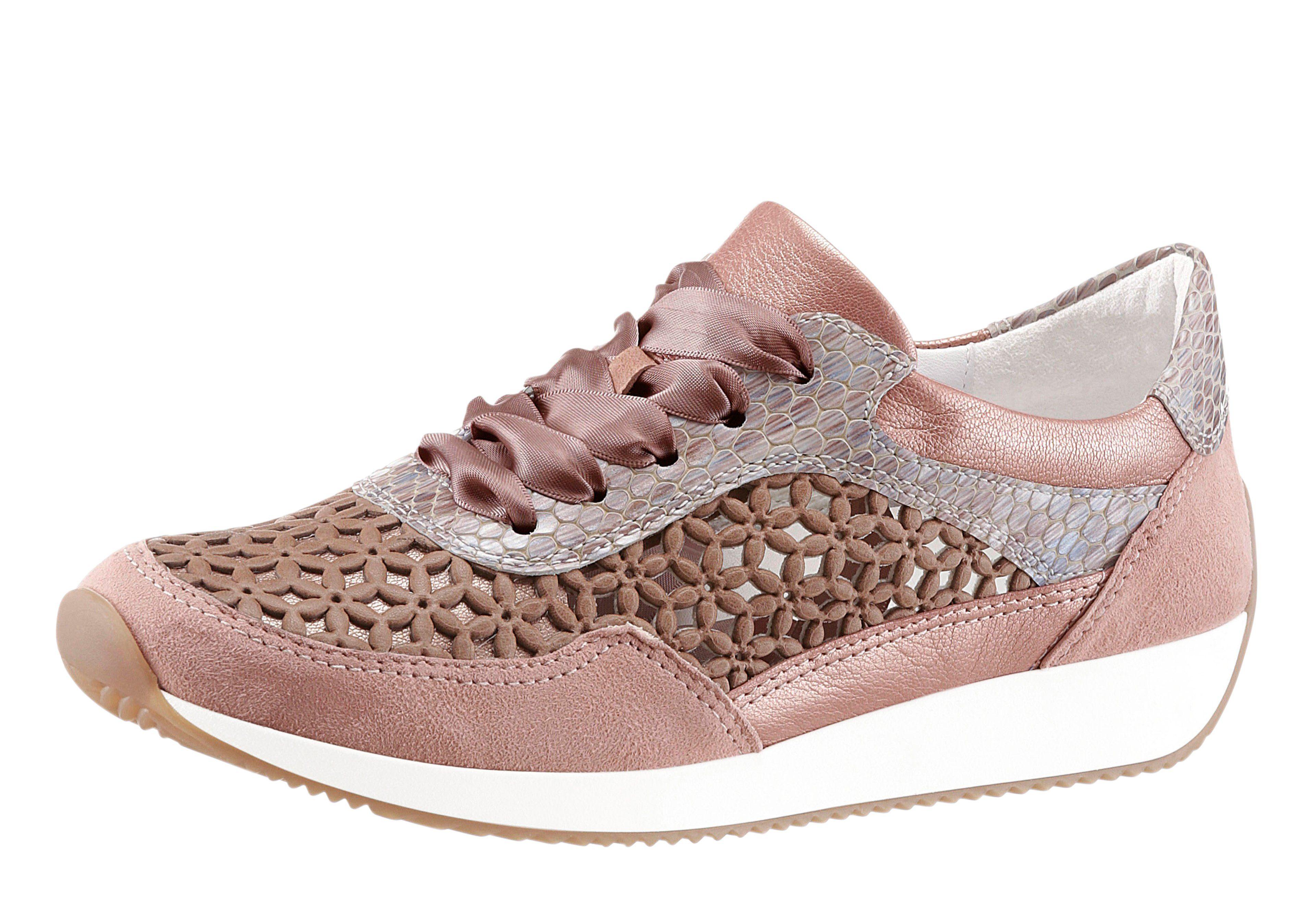 Ara Chaussures En Dentelle Rose aggweGYab