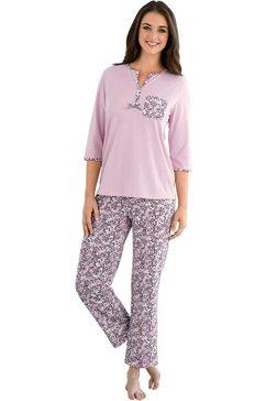 waeschepur pyjama roze