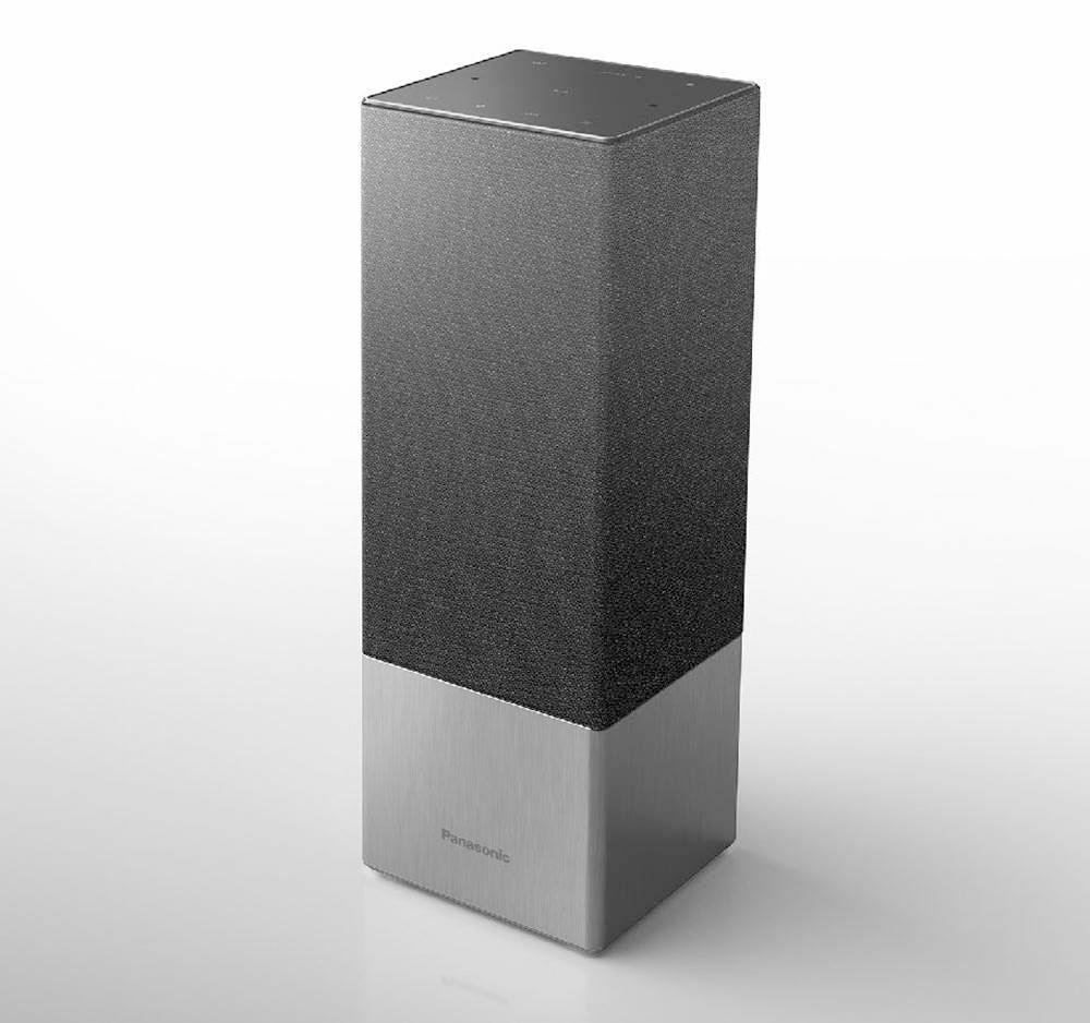 Panasonic »SC-GA10EG« stereo-multiroomluidspreker (bluetooth, wifi, 40 W) in de webshop van OTTO kopen