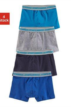 authentic underwear boxershort in klassieke pasvorm met weefband (4 stuks) multicolor