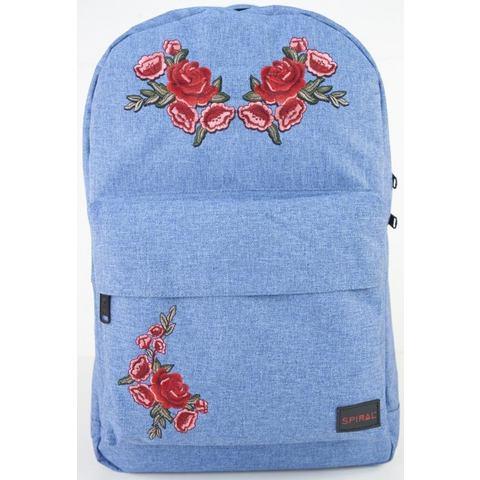 Spiral® rugzak met laptopvak, OG Platin, rosegarden