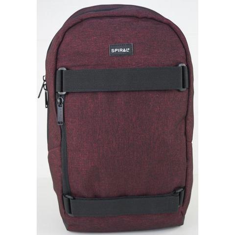 Spiral® rugzak met laptopvak, Everest, burgundy