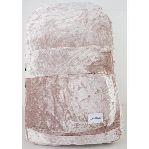 Spiral® rugzak met laptopvak, OG Platin, velvet blush