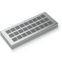 neff cleanair-actieve-koolstoffilter »z51itp0x0« zilver